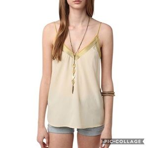 Ecote Urban Outfitters Yellow Camisole